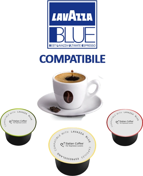 Capsule Compatibile Lavazza Blue