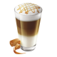 Tassimo Jacobs Latte Macchiato Caramel, 2 x 8 capsule