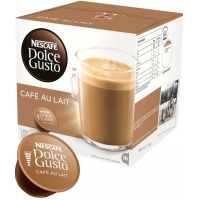 Dolce Gusto - Cafe au Lait,16 capsule