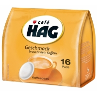 Paduri Jacobs Cafe HAG Decaffeinato 16