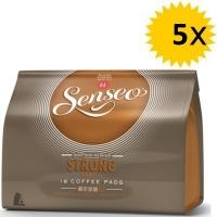 5 x Senseo Dark Roast + cana sticla cadou - Promo