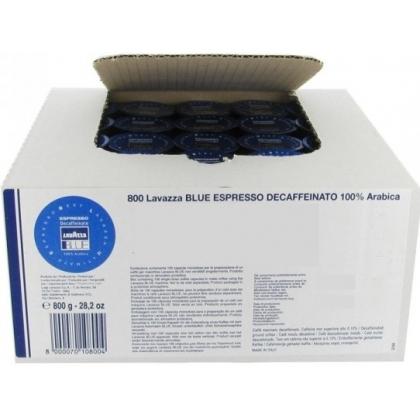Lavazza Blue Decaffeinato, 100 capsule