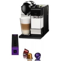 Nespresso Delonghi Lattissima Plus 520SW Silky White