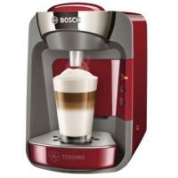Aparat cafea Bosch Tassimo Suny Rosu