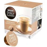 Dolce Gusto - Cortado Espresso Macchiato,16 capsule