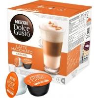 Dolce Gusto - Caramel Latte Macchiato, 2 x 8 capsule