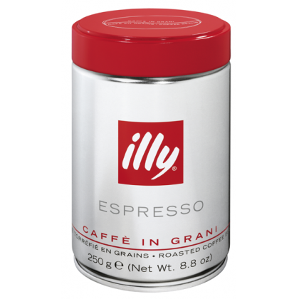 illy Espresso Medium Roast 250g boabe