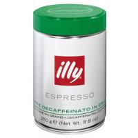 illy Espresso decafeinizata 250g boabe