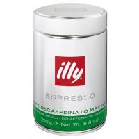 illy Espresso decafeinizata 250g macinata