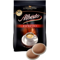 Paduri cafea Alberto Espresso