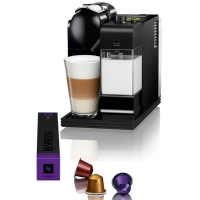 Nespresso Delonghi Lattissima Plus 520B Black