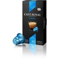CAFE ROYAL Lungo compatibile Nespresso, 10 capsule