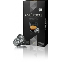 CAFE ROYAL Ristretto compatibile Nespresso, 10 capsule
