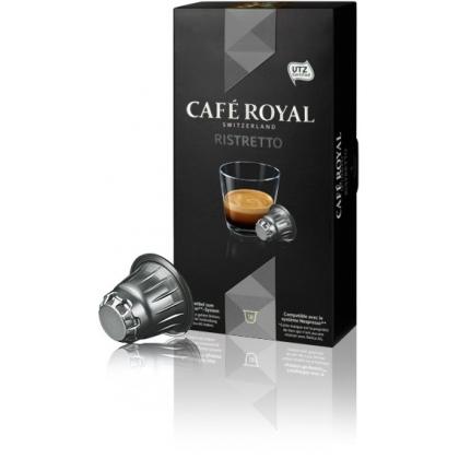 CAFE ROYAL Ristretto compatibile Nespresso, 10 capsule