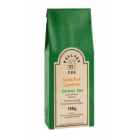 Paulsen ceai verde Sencha Lemon