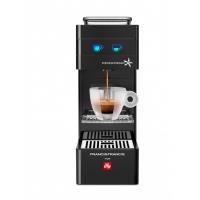 Aparat cafea illy Francis Francis Y3 negru + 140 capsule gratuite