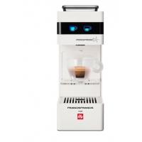 Aparat cafea illy Francis Francis Y3 alb + 14 capsule gratuite