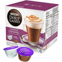 Dolce Gusto - Chococcino Caramel,16 capsule