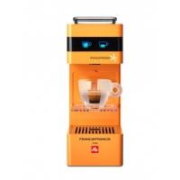 Aparat cafea illy Francis Francis Y3 orange + 14 capsule gratuite