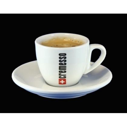 Set 2 cesti portelan espresso Cremesso