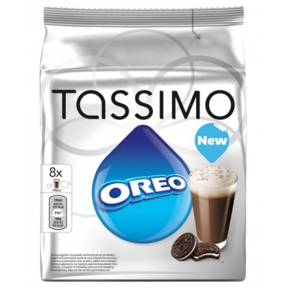Tassimo Oreo, 16 capsule