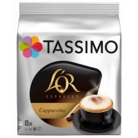 Tassimo L'OR Cappuccino, 8 capsule