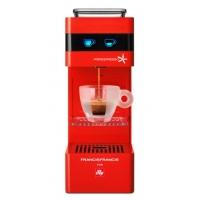 Aparat cafea illy Francis Francis Y3 Rosu + 14 capsule gratuite
