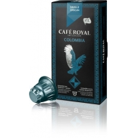 CAFE ROYAL Colombia compatibile Nespresso, 10 capsule