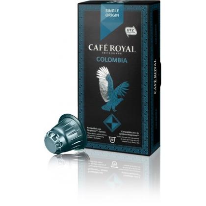 CAFE ROYAL Colombia compatibile Nespresso, 10 capsule