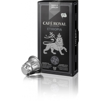 CAFE ROYAL Ethiopia compatibile Nespresso, 10 capsule