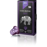 CAFE ROYAL India - compatibile Nespresso, 10 capsule