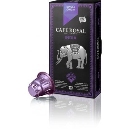 CAFE ROYAL India compatibile Nespresso, 10 capsule