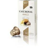 CAFE ROYAL Vanilla - compatibile Nespresso, 10 capsule