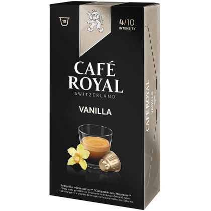 CAFE ROYAL Vanilla compatibile Nespresso, 10 capsule