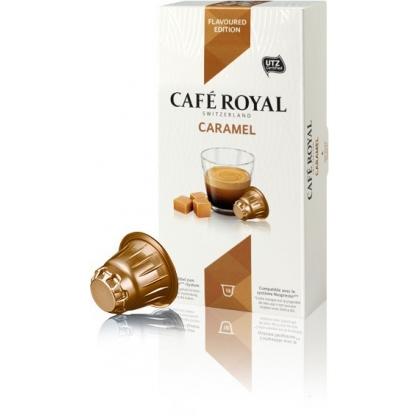 CAFE ROYAL Caramel compatibile Nespresso, 10 capsule