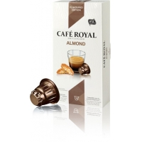 CAFE ROYAL Almond - compatibile Nespresso, 10 capsule