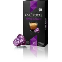CAFE ROYAL Lungo Classico compatibile Nespresso, 10 capsule