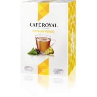CAFE ROYAL Ceylon Pekoe Tea compatibile Nespresso, 10 capsule