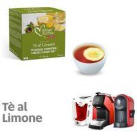 Italian Coffee TE AL LIMONE compatibile A Modo Mio, 12 capsule