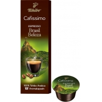 Tchibo Cafissimo Espresso Brasil Beleza 100% Arabica