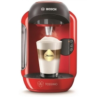 Aparat cafea Bosch Tassimo Vivy T1253 Rosu