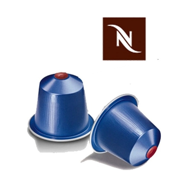 how to say decaffeinato from nespresso