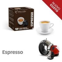 Italian Coffe Espresso compatibile Dolce Gusto 16 capsule