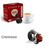 Italian Coffe Cremoso compatibile Dolce Gusto 16 capsule
