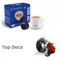 Italian Coffe Decaffeinato compatibile Dolce Gusto 16 vcapsule