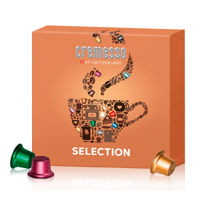Cremesso Selection Kit degustare