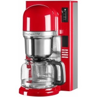 Cafetiera programabila KitchenAid Empire Red