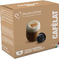 Italian Coffe Cafelat compatibile Dolce Gusto