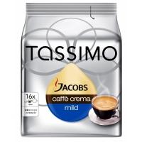 Tassimo Jacobs Caffè Crema Mild, 16 capsule