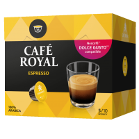 Cafe Royal Espresso compatibile Dolce Gusto